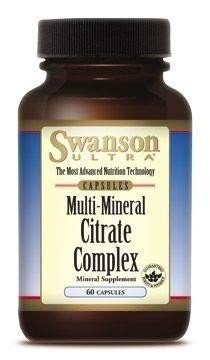 SWANSON CYTRYNIANY MULTIMINERAL COMPLEX