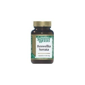 SWANSON BOSWELLIA SERRATA EXTRACT 30 KAPS