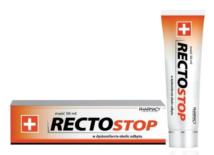 Rectostop maść maść 50 ml (tuba)