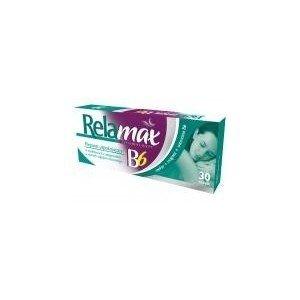 Relamax B6 tabl.powl. 30 tabl.