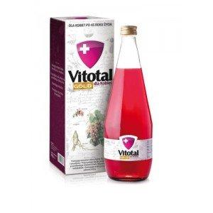 Vitotal GOLD Syrop dla kobiet syrop 750g