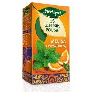 Fix herbat. Z.POLSKI MELISA Z POMAR 20X1,7