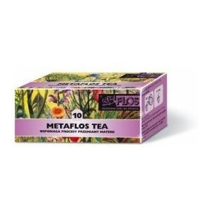 Fix Metaflos Tea 2 g 25 toreb.