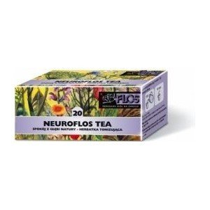 Fix Neuroflos tea 25 toreb.a 2g