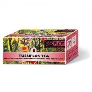 Fix Tussiflos Tea Herbatka 2 g 25 toreb.
