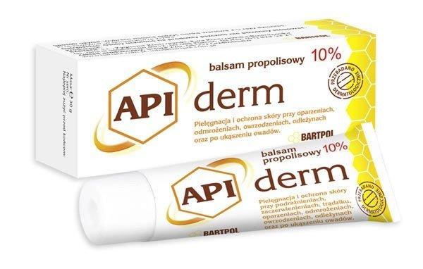 Apiderm balsam PROPOLISOWY10% 30g