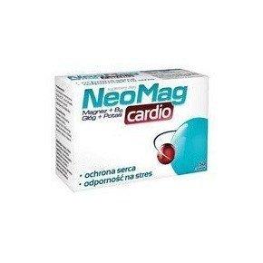 Neomag Cardio (MgB6 Cardio) tabl. 50tabl.