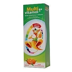 Multivitamol 1+ syrop 250ml