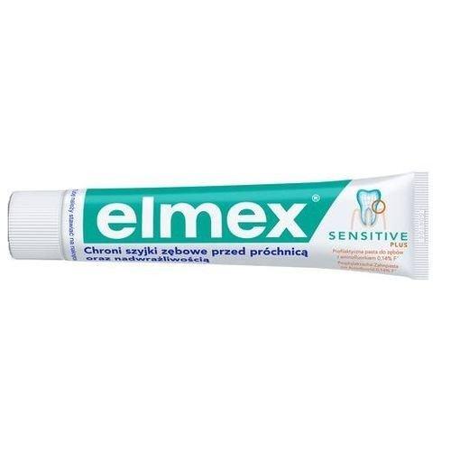 ELMEX Past.d/zęb. Sensitiv Plus 75 ml
