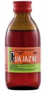 Guajazyl syrop 0,125 g/5ml 200 g