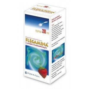 Flegamina Trus. d.dzie syr. 4mg/5ml 200ml