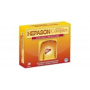 Hepason Complex kaps. 30 kaps. (blister)