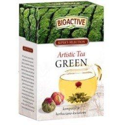 Herbata GREEN ARTISTIC 5 kulek
