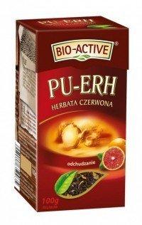 Herbata PU-ERH GREJPFRUT 100G BIO-A