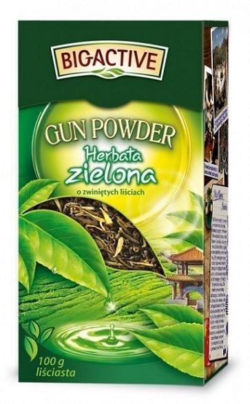 Herbata ZIELONA GUN POWDER 100G BIO-A