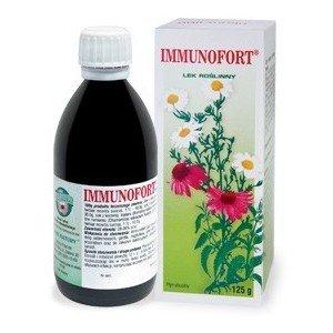 Immunofort płyn doustny 125 g