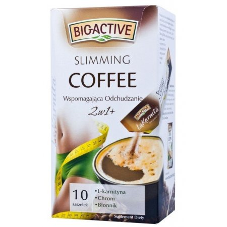 KAWA 2w1 SLIMMING COFFEE BIO-A 10X12G