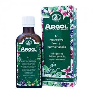 Argol Essenza Balsamica płyn 100 ml