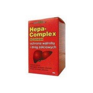 Hepa-Complex tabl. 60 tabl. SANBIOS