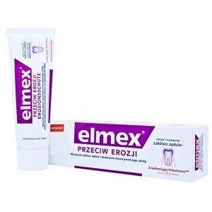 ELMEX Pasta do zębów przeciw erozji szkliwa