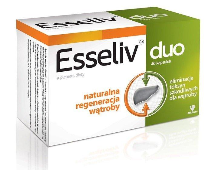 Esseliv Duo kaps. 40 kaps.