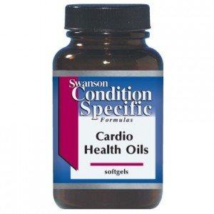 SWANSON CARDIO HEALTH OILS 100 KAPS