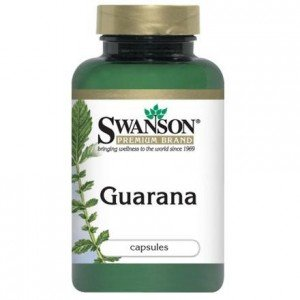 SWANSON GUARANA 500MG 100KAP.
