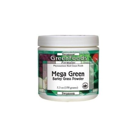 SWANSON MEGA GREEN BARLEY GRASS POWDER 150
