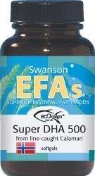 SWANSON SUPER DHA 30 KAP.