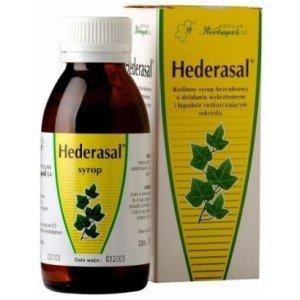 Hederasal syrop 0,0266 g/5ml 125 g