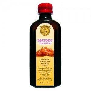Immunobon Syrop ziołowy 130 g