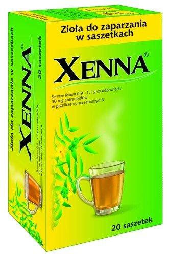 Fix Xenna zioładozaparzania 20sasz.