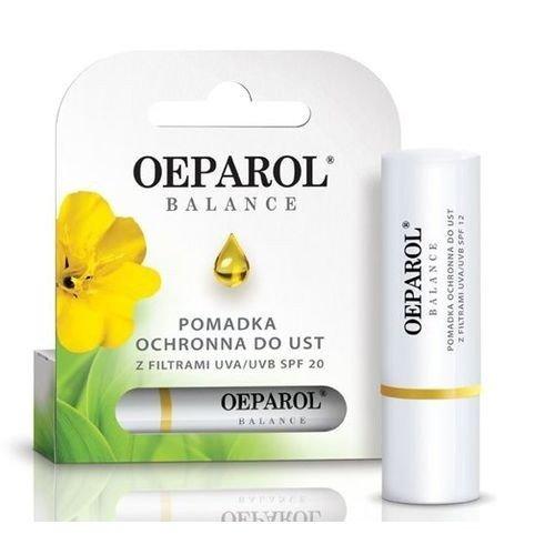 OEPAROL BALANCE Pomadka z filt UVA/UVB 3,6