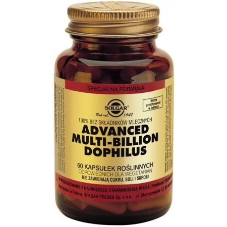Advanced Multi-Billion Dophilus SOLGAR