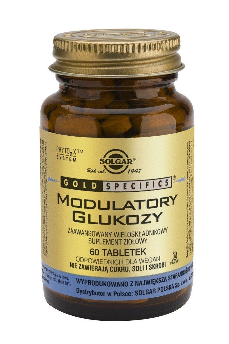 Modulatory Glukozy SOLGAR