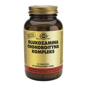 Glukozamina Chondroityna kompleks