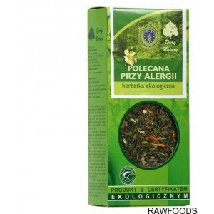 Herbata przy ALERGII 50g Dar Natury