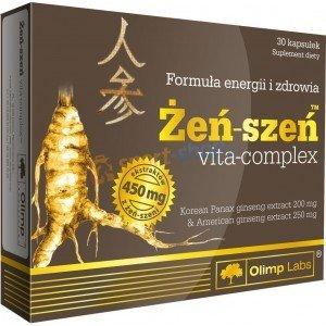 Żeń-szeń vita-comple OLIMP 30 kaps.