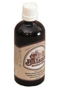 BALSAM KAPUCYŃSKI (NALEWKA) - 50ml z kroplomierzem