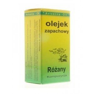 Olejek RÓŻANY 7 ml Avicenna