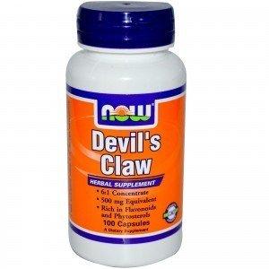 Devils Claw (Diabelski pazur) kaps. 100kap