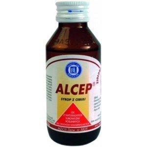 Syrop Alcep 125g