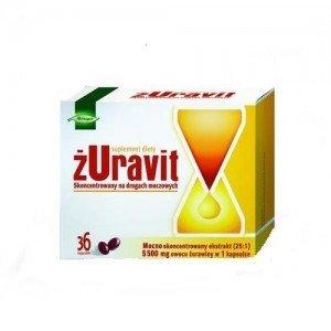 Żuravit 36 kaps 840 mg