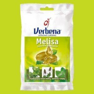 Cukierki Verbena Melisa Mięta