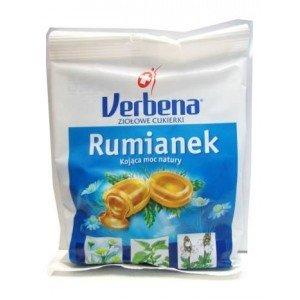 Cukierki Verbena Rumianek ,pokrzywa