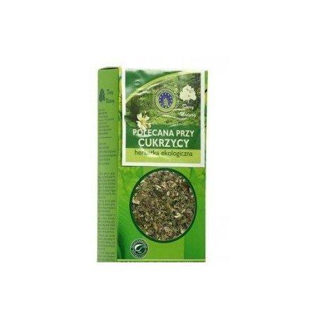 Herbata przy CUKRZYCY 50g Dar Natury