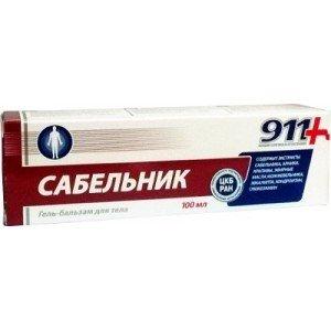 ARAM Seria 911 Pięciornik - Kosmetyczny Balsam z Pięciornikiem