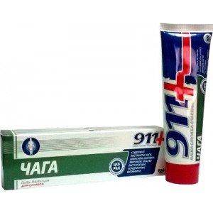ARAM Seria 911 CZAGA - Kosmetyczny Balsam z Czagą