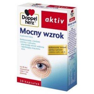 Doppelherz aktiv Mocny Wzrok kaps. 30kaps.