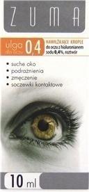 ZUMA Ulga dla oczu Krople z hialuronianem